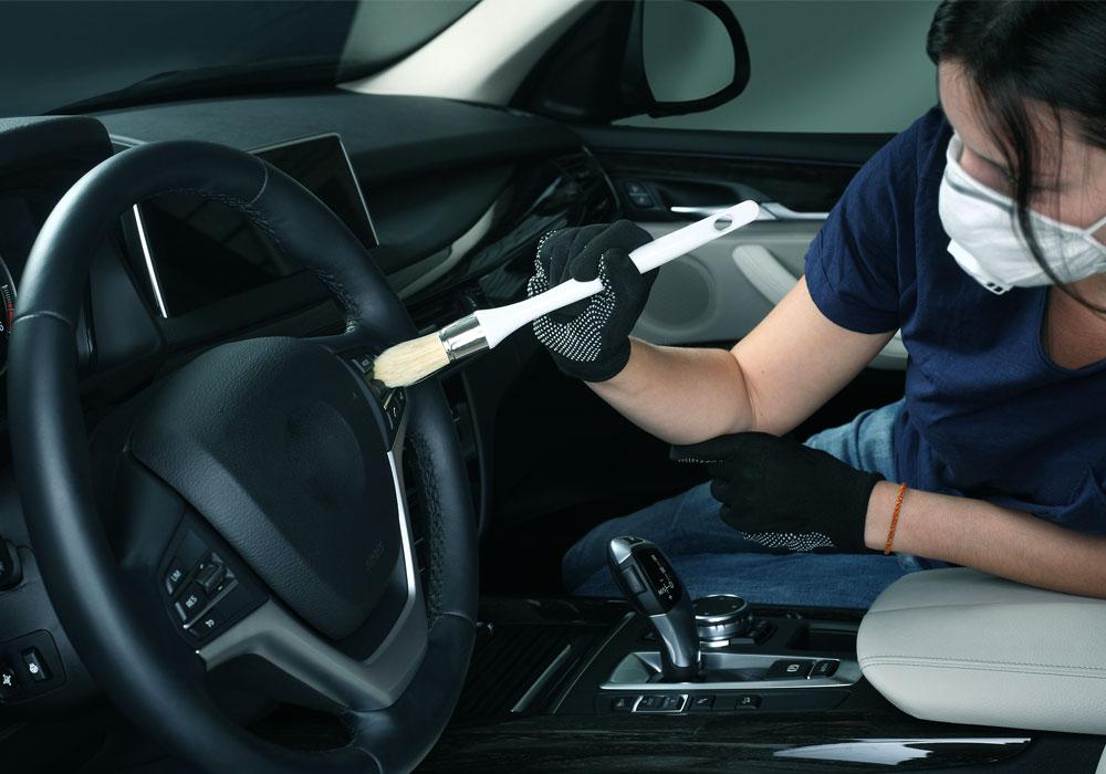 Nettoyage interieur voiture lausanne